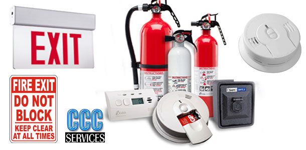 OUR FIRE EXTINGUISHER SERVICE AND OTHER FIRE SAFETY SOLUTIONS MAKE IT SIMPLE TO REMAIN IN COMPLIANCE WITH CHICAGO FIRE CODE AND KEEP YOUR BUILDING SAFE.